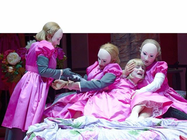 """Oper Frankfurt kombiniert """"Iolanta"""" und """"Oedipus Rex"""""""
