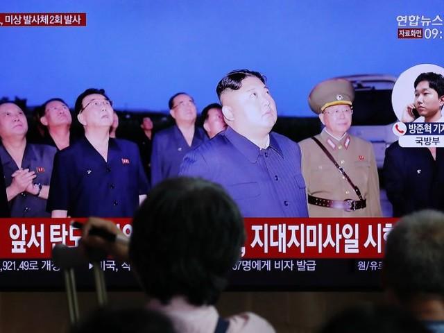 Mitteilung des südkoreanischen Militärs: Nordkorea feuert erneut Raketen ab