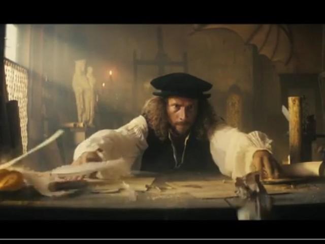Leonardo Da Vinci wirbt jetzt für Sextoys