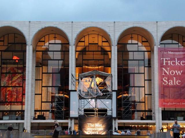New Yorker Metropolitan Oper: Zutritt ohne Impfung verboten