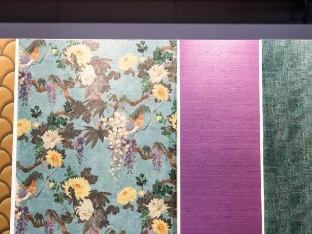 Renovierungstrend durch Corona: Eine Branche schöpft Hoffnung: Tapeten wieder gefragter