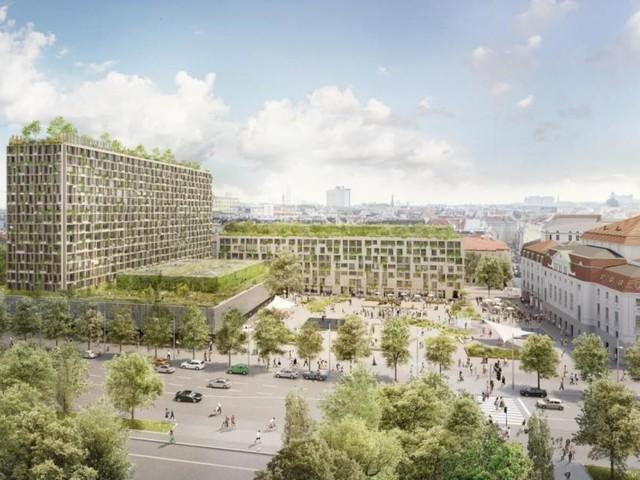 Teilerfolg für das Bauprojekt am Wiener Heumarkt