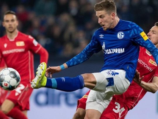 Fußball - Schalke gewinnt gegen Union Berlin