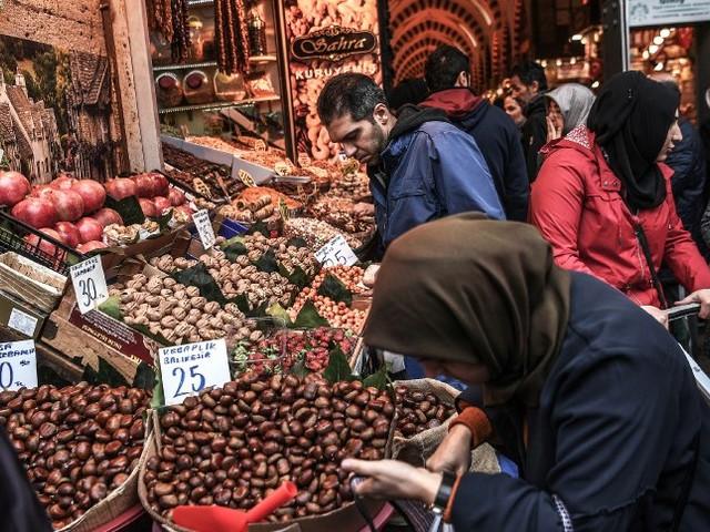 Währungskrise: Wie die Inflation die türkische Wirtschaft zermürbt