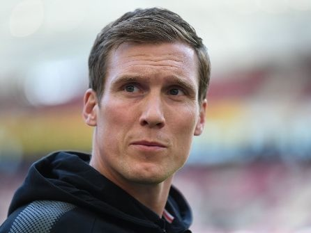 Nach der Partie gegen Augsburg: VfB-Trainer Hannes Wolf ist unzufrieden