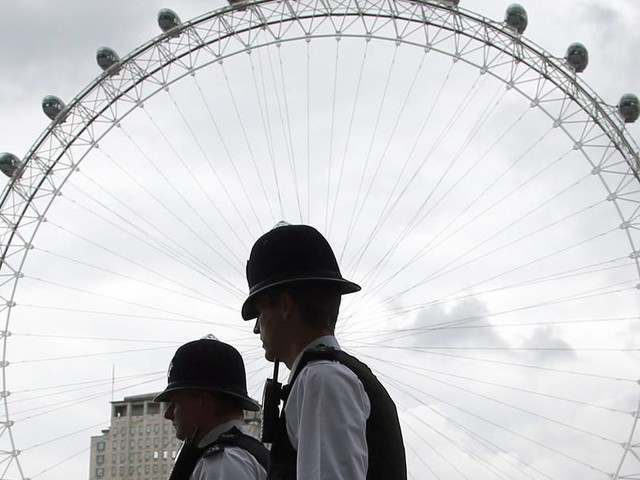 Londoner Polizist wegen Vergewaltigung in Untersuchungshaft