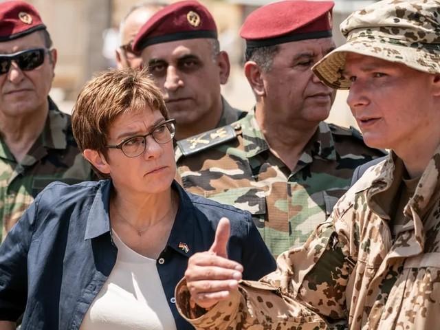 Bundeswehr nimmt Ausbildung der Kurden im Nordirak wieder auf