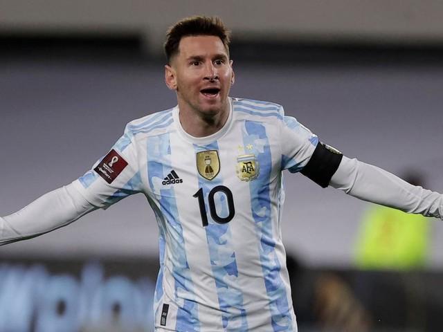 Tor-Gala in der WM-Quali: Superstar Messi bricht den Pelé-Rekord