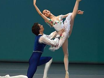 """Young Ballet of the World"""