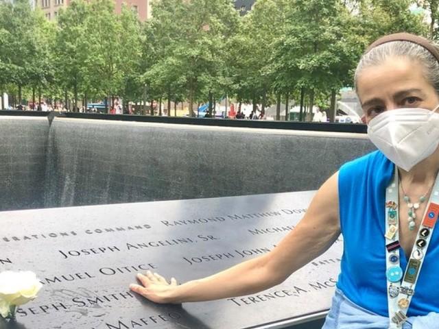 """20 Jahre nach 9/11: """"Wir gehören an diesen Ort"""""""