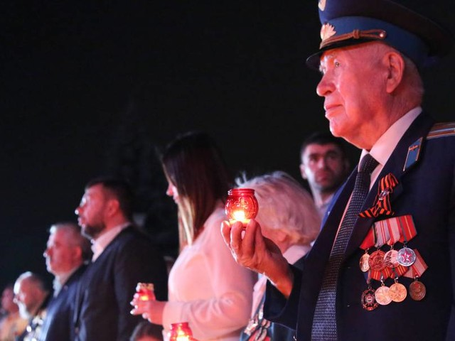 80. Jahrestag: Ukraine gedenkt des Überfalls auf die Sowjetunion