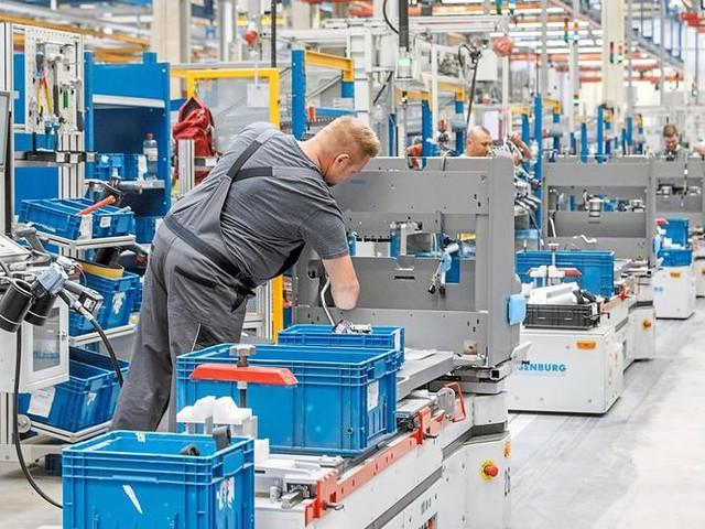 Münsterland: Industrieumsatz im Münsterland schrumpfte 2020 im Vergleich weniger