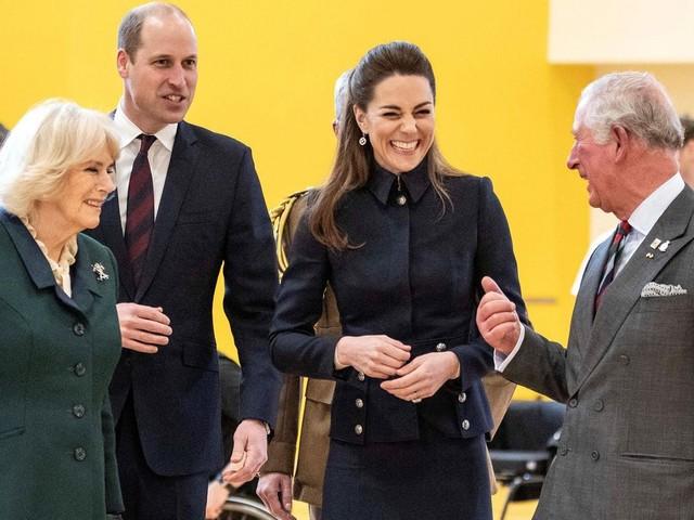 Herzogin Catherine: Diesen süßen Spitznamen für Prinz Charles verrät sie zufällig