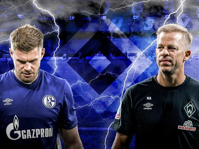 Schalke, Werder und die Angst vor dem HSV-Fluch