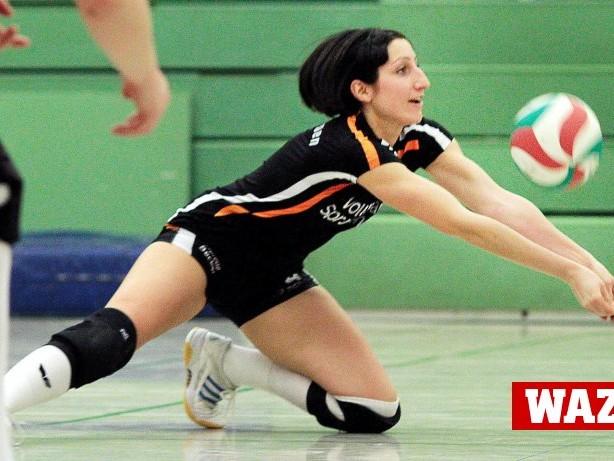 Was macht eigentlich...?: Hattingen: Volleyball bleibt Lisa Zagermanns Herzenssport