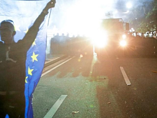 Auf dem Balkan schüttelt man über Paris nur mehr den Kopf