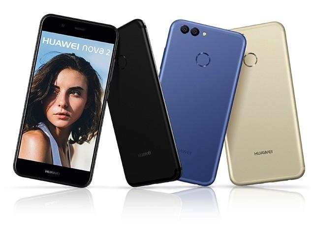 Huawei kündigt das Nova 2 an