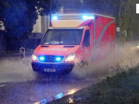 Starke Unwetter: Feuerwehr muss in Berlin 250 Mal ausrücken