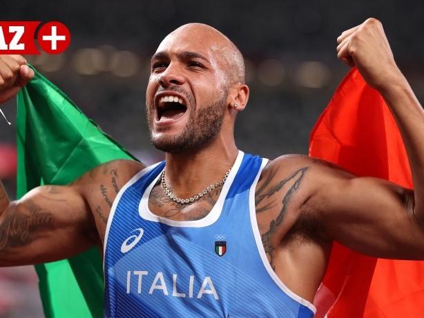 Olympia 2021: Olympia-Sensation: Sprinter Jacobs krönt italienische Nacht