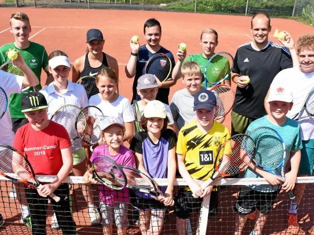 Tennis: STK Arnsberg 07: Sommer-Camp sorgt für Begeisterung