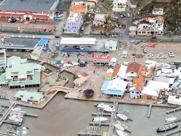 """Zerstörung: Hurrikan """"Irma"""" verwüstet Karibik – Evakuierungen in Florida"""