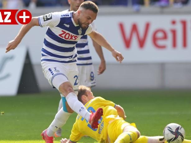 MSV Duisburg: MSV überzeugt gegen Braunschweig - Note 1 für zwei Profis