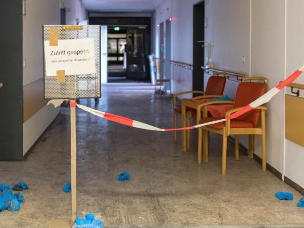 Zimmerbrand: Tödlicher Brand in Duisburger Hospital - Ursache noch unklar