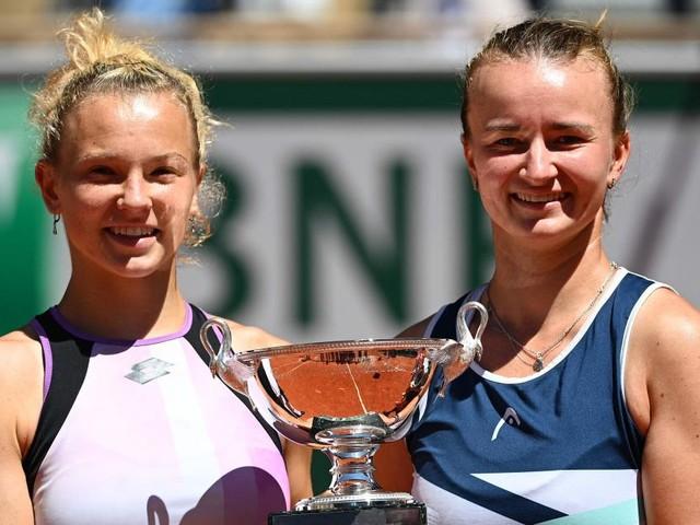 French-Open-Triumph: Krejcikova widmet Titel verstorbener Trainerin