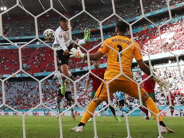 Eigentore und Rekordmarken: Zahlen zum deutschen Sieg gegen Portugal