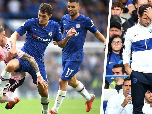 Wieder kein Sieg für Lampard: Chelsea-Remis gegen Leicester