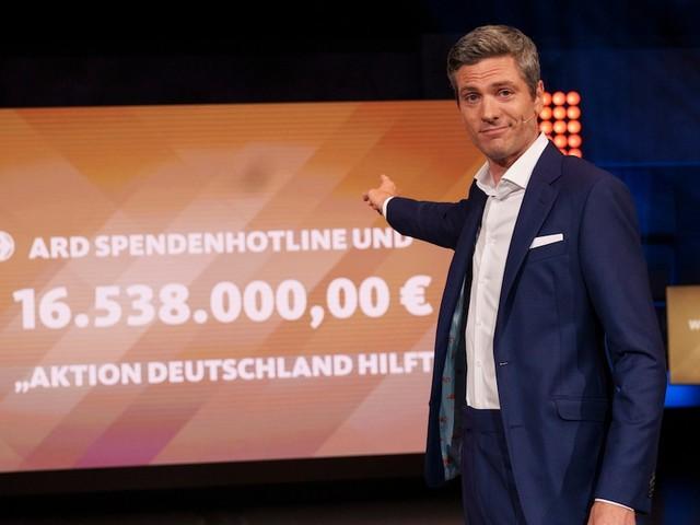 Sender in der Kritik - ARD sammelt Millionen für Flut-Opfer - doch Zuschauer empören sich über teure Hotline