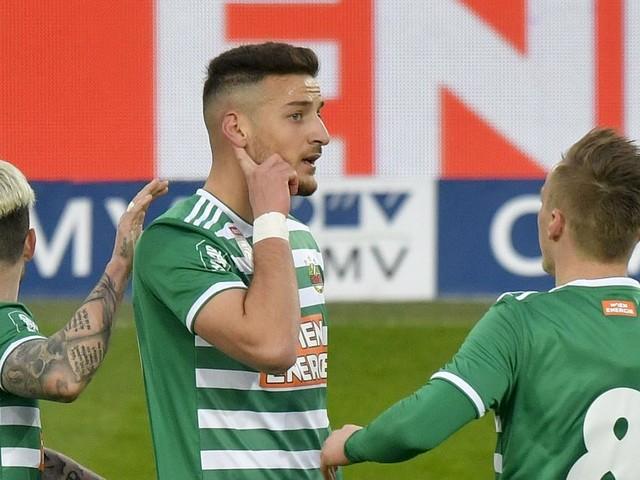 Bundesliga live: So steht es bei Rapid, Austria und Salzburg