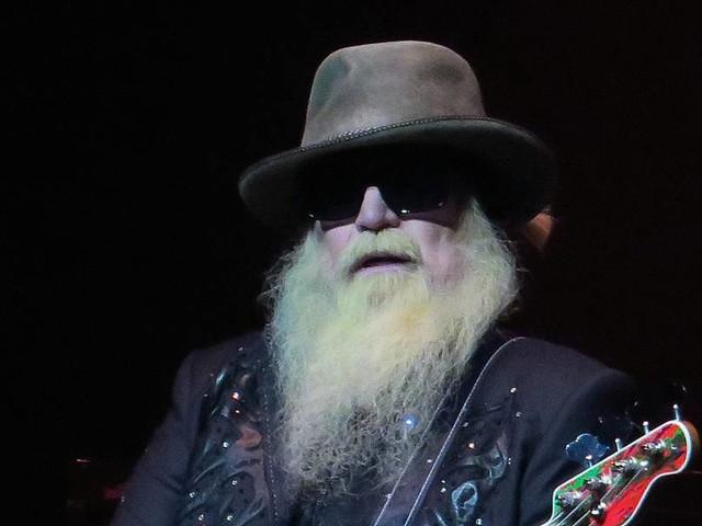 Trauer um Dusty Hill: Bassist der US-Kultband ZZ Top ist tot