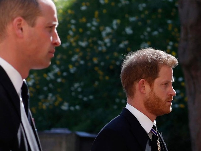 Harry sprach nach Trauerfeier mit Kate - und dann mit William