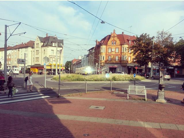 Eine Woche Haußmannstraße