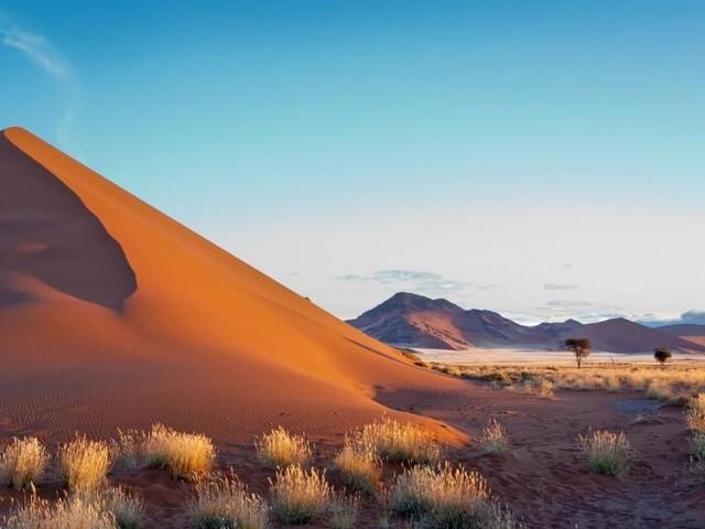 Wo das Nichts ganz viel wird: Sieben spektakuläre Wüsten