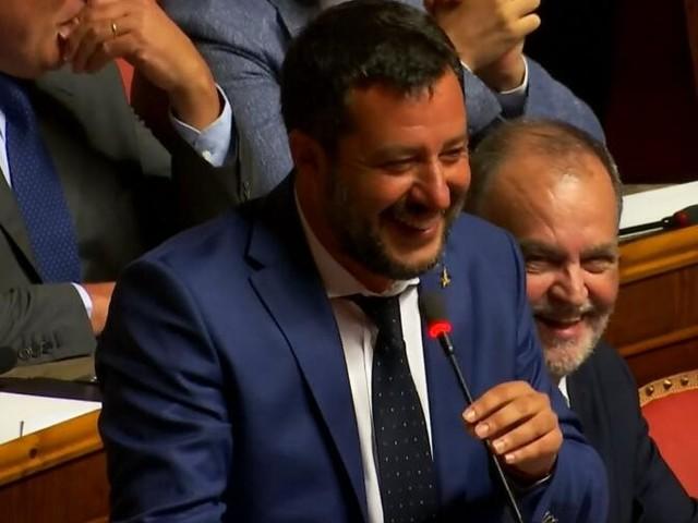 Rückschlag für Salvini: Senat verschiebt Debatte über Regierungskrise