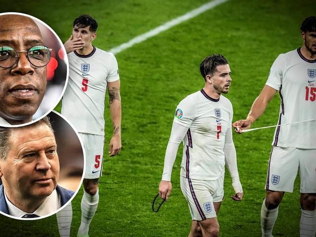 """""""Habe mich geschämt"""": England-Legenden üben nach Schottland-Spiel harte Kritik"""