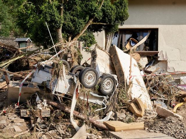 Hochwasser: Gemeinden aus dem Ahrtal beschweren sich bei Angela Merkel und Malu Dreyer