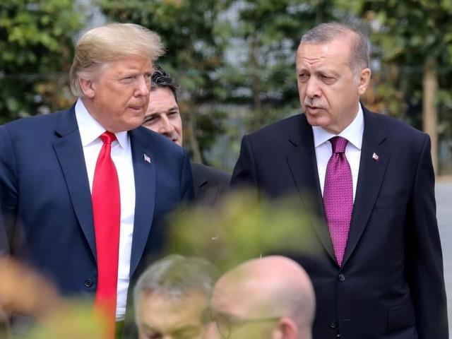 """""""Seien Sie kein Narr"""": Trump schrieb Brief an Erdogan"""