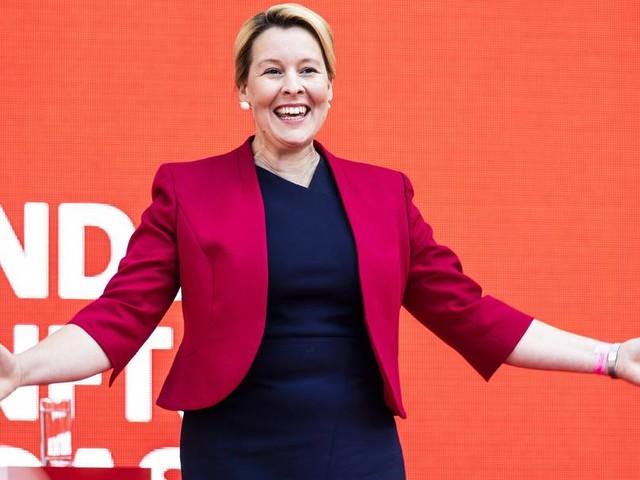 Franziska Giffey will Regierende Bürgermeisterin werden: Reicht es für Berlin?