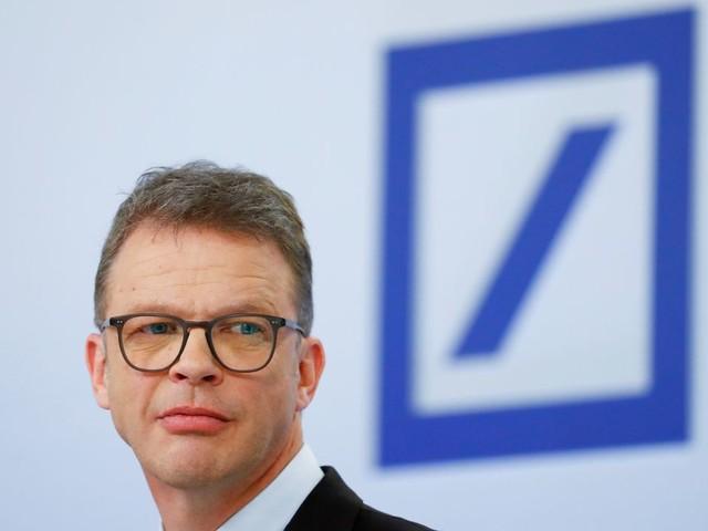Halbjahresgewinn: Deutsche Bank entzückt Anleger