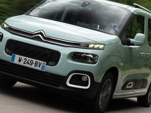 Citroën Berlingo: Dritte Generation der Familienkutsche geht an den Start
