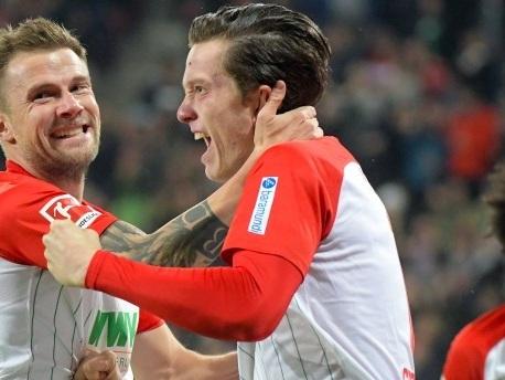 1:0 gegen Leipzig: Augsburger Überraschungsteam gewinnt weiter