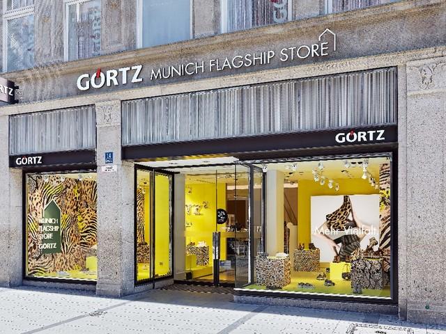 Schuhfilialist Görtz erhält 28 Millionen Euro Unterstützungskredit