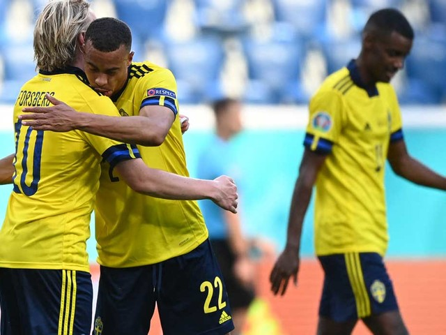 EM 2021: Schweden vs. Ukraine: Achtelfinale bei der EM 2021 heute live im TV, Livestream und Liveticker