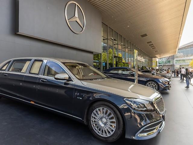 Sparprogramm beim Autobauer: Daimler streicht Stellen von 1100 Führungskräften