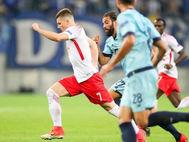 Gegen Porto: 3:2! Leipzig feiert ersten Sieg in der Champions League