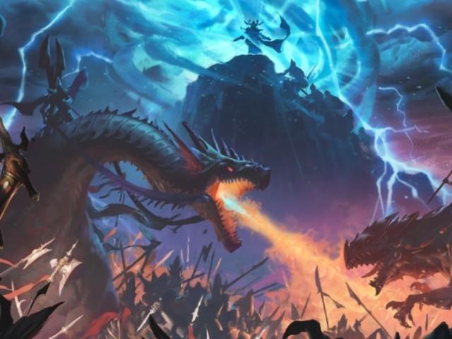 """Total War: Warhammer 2 - Kampagnenpaket """"Rise of the Tomb Kings"""" und Tretch Craventail (Skaven) veröffentlicht"""