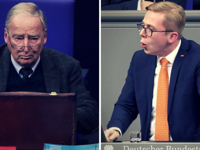 Migration und Flüchtlinge: CDU-Jungstar Amthor knöpft sich AfD-Chef Gauland vor